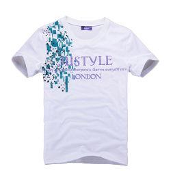 OEM нового дизайна рекламных мужчин-эль-T футболка