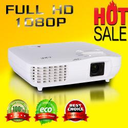 HDMI 3LCD 3LED ビデオオーディオ入力プロジェクタ