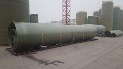 Plásticos reforzados con fibra de vidrio PRFV tubos de los cilindros de tubos de plástico reforzado con fibra