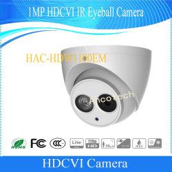 IR Hdcvi Dahua 1MP cámara CCD del globo ocular (HAC-HDW1100EM)