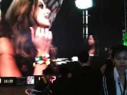 شاشة عرض LED الخاصة باستاد النادي الرياضي