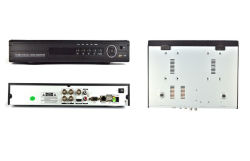 Nuage de HDMI 1.0MEGAPIXEL Ahd DVR Linux Réseau de contrôle de la télécommande infrarouge d'entrée vidéo HD