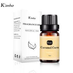 Уход за кожей 10 мл природных карамель кукурузного масла аромат масла для изготовителей оборудования
