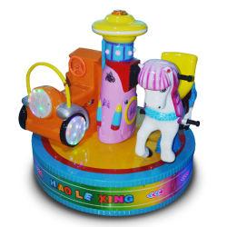 Магазины 2 места поворота машины Детский Райдер крытый карусели популярной игры машины для детей