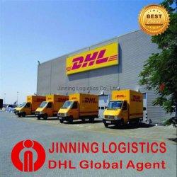 DHL Express Shipping Logistics Services van China naar Bulgarije Cyprus Estland Letland Litouwen Malta Slovakije Slovenië Tsjechië, Hongarije