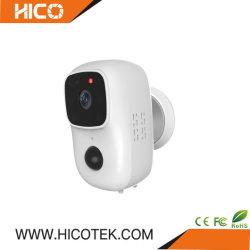 Neue Entwurf 2MP Digital Ai Vorgangs-Video IP-inländisches Wertpapier-Bewegungs-Befund-Nachtsicht-Tür-Türklingel-Minikamera CCTV-drahtlose WiFi Innen-PIR