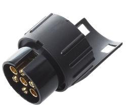 Spina di Pin dei rimorchi 7 - 13 & adattatore elettrici degli zoccoli