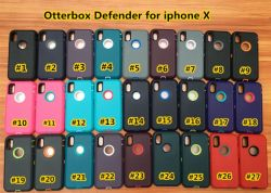 [موبيل فون] جديدة شعبيّة يؤوي يستعصي هاتف تغطية مدافع حالة لأنّ [إيفون] [إكس] لأنّ قضاعة صندوق