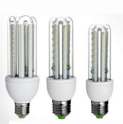 LEDの蛍光省エネの球根3u 9Wの管の球根のホーム白色光屋内ランプCFL