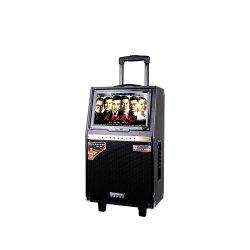 테미산 A12-13 LCD 고출력 실외용 오디오(12인치 스크린 휴대용 스피커