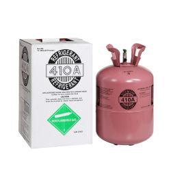 Gas di elevata purezza 99.99% R410A che raffredda il gas di CA da vendere