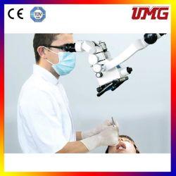 Наклоняется Микроскоп для стоматологической хирургии с наклоняется трубки расходные материалы