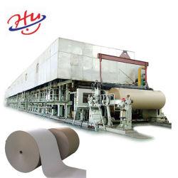 2500 mm 300 ton Cardboard Paper Making machine Golfpapier machines