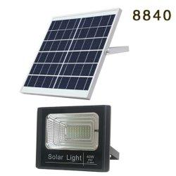 Des Sonnenenergie-Sicherheits-Projektor-25W 40W 60W 100W 150W 200W 300W industrielles im Freien Solarflut-Licht Anschlagtafel-des Reflektor-LED