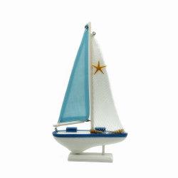 La Isla de lujo regalos souvenirs manualidades Modelo de barco de madera
