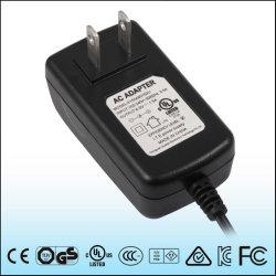 9V/1A/AC 9W/Dcwall Enchufe adaptador de viaje Adaptador de Corriente con tapón de estándar de EE.UU.