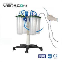 病院の使用の医薬品の吸引の容器の吸引小さなかんおよびはさみ金