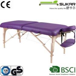 Toute nouvelle table de massage portable pour la vente /Table de massage du visage de pliage