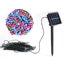 屋外の庭の休日の装飾のための200LED太陽豆電球