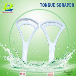 Grattoir de languette dentaire de nettoyeur de languette oral