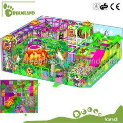De BinnenSpeelplaats van kinderen binnen de Zachte BinnenSpeelplaats van de Peuter van het Winkelcomplex van de Apparatuur van het Spel Vrije Ontwerp Aangepaste