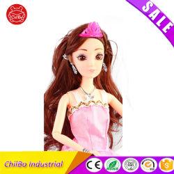 De plástico de alta qualidade Barbiee Bonecas artesanais para vestir