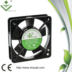 Ventilador eléctrico del ventilador del radiador auto del ventilador de la CA de Xj11025h 110m m
