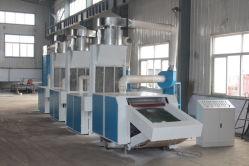 Textilüberschüssige Wiederverwertungs-Maschine der Qualitäts-500kg/Hr des Aufbereitens des verwendeten Kleides