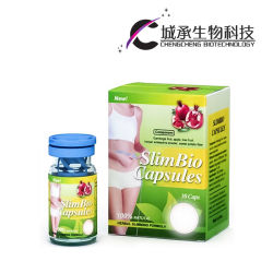 La perte de poids original Herbal Slimming Capsule Slim Bio