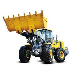 오리맥 6ton 3cbm 암반용 버킷 휠 로더 Lw600kn 소형 트랙터 프론트 엔드 로더