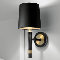 América del Norte de Europa popular diseño moderno de pared de luz LED de interior