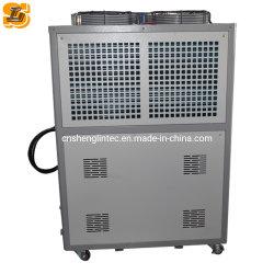 Chemische Industrie-Luft abgekühlter Wasser-Kühler mit Schrauben-Kompressor