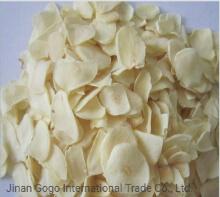 새로운 작물 백색 탈수된 마늘 조각