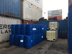 Het Chloride 50% Vloeibare CAS 8001-54-5 van Benzalkonium van het bactericide