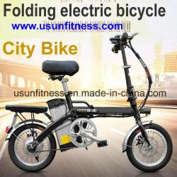 Foledのスクーターそして電気自転車の交通機関の電気手段の電気バイクはとの電池を除去する