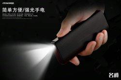 13000mAh Sauvegarde de la Banque d'alimentation externe de la conception universelle Dual USB 18650 cadeau chargeur de batterie portable