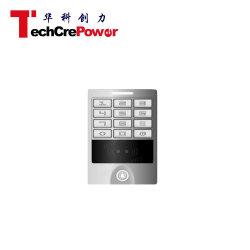 Key-W 125kHz lecteur RFID 13.56MHz du système de contrôle d'accès métalliques et produits lecteur du clavier