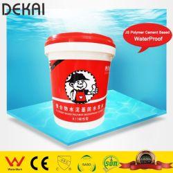 Adhesivos y sellantes de materiales de construcción de cemento de polímero resistente al agua papilla