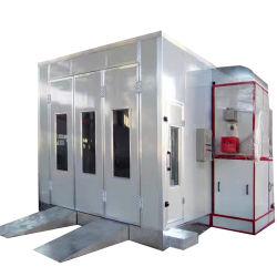ガスまたはオイルまたはディーゼルまたは浪費者のオイルバーナーの電気ヒーターが付いている自動吹き付け塗装ブース部屋