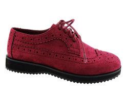 بنات جدي مقسين [ستربّي] ليّنة [سود] جلد متعطّل أحذية