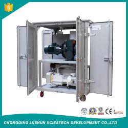 Nenhum ruído de alta eficiência de secagem de Transformadores de Potência da Bomba de vácuo, Transformador de equipamentos de evacuação de vácuo, dispositivo de bombeamento de vácuo (ZJ)