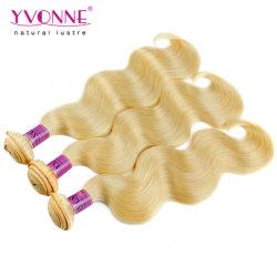 Yvonne produits capillaires de mode corps couleur d'onde #613 Tissage de cheveux humains
