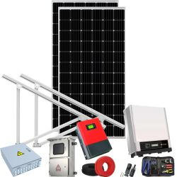 Portátil dobrável Gerador Solar para água potável e carregar