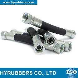 油圧ホース R1 R2 R4 Flexibel ゴムホースに耐オイル性があります