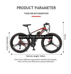 Brushless Motor E Bike Nabenmotor für Sport Bike26 Zoll Elektroroller PreisChina Elektro Faltrad E-Bike