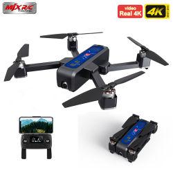 Il ronzio pieghevole senza spazzola reale della macchina fotografica 5g WiFi GPS degli errori di programma 4W B4w 4K FHD di Mjx Anti-Agita il flusso ottico minuto 20 RC Quadcopter di 1.6km