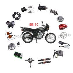 سوق أفريقيا سعر جيد الصين باج بوكسر Bm150 محرك سكوتر قطع غيار موتور الدراجة البخارية كل قطع غيار الدراجات النارية