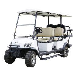 Golf cart elettrico sollevato ad alte prestazioni a 4 posti Golf Buggy (DH-M4+2)