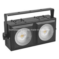 2pcs 100W aveugle de rafles de lumière à LED