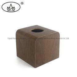 Il tessuto di legno del fronte di marchio dell'impiallacciatura della noce del pioppo può per la stanza da bagno